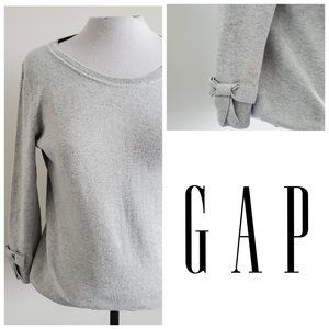 GAP 100% Cotton Grey Sweater